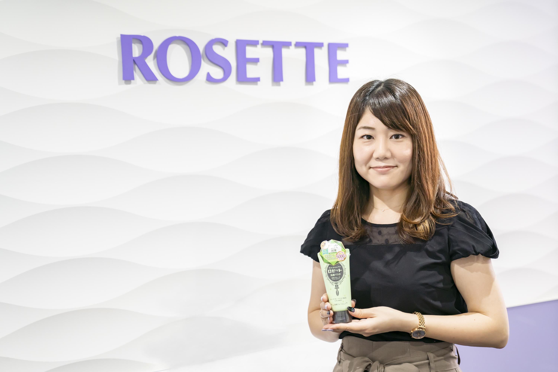 ロゼット商品と島田氏