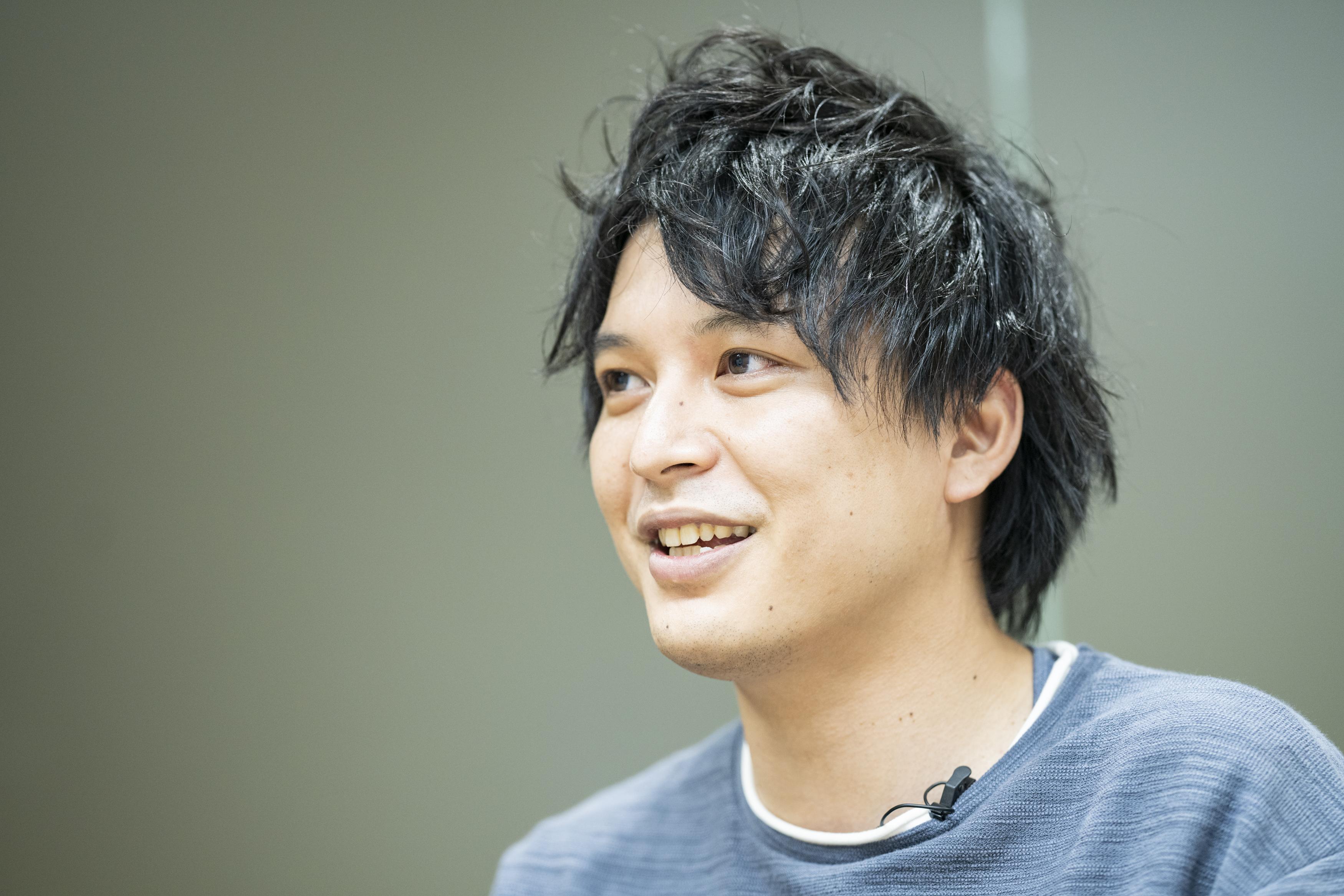 田伏洋介氏