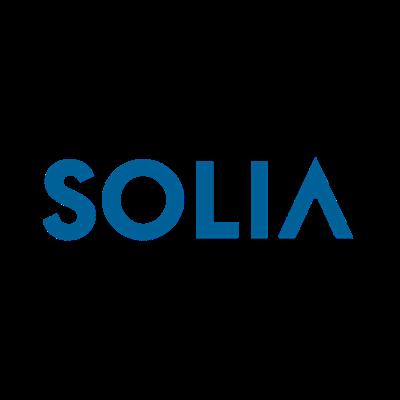 SOLIA ロゴ