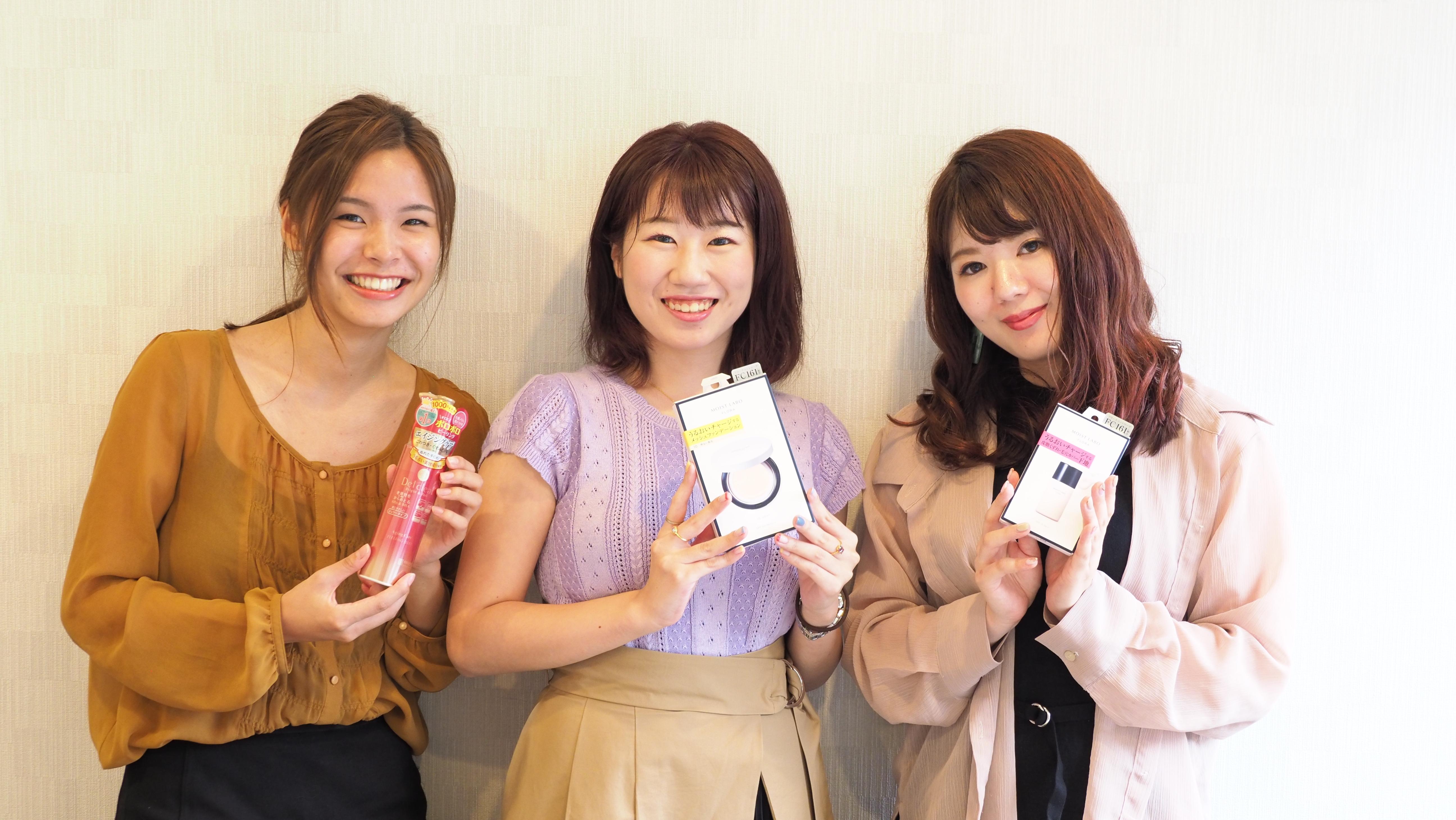 明色化粧品マーケティングインタビュー