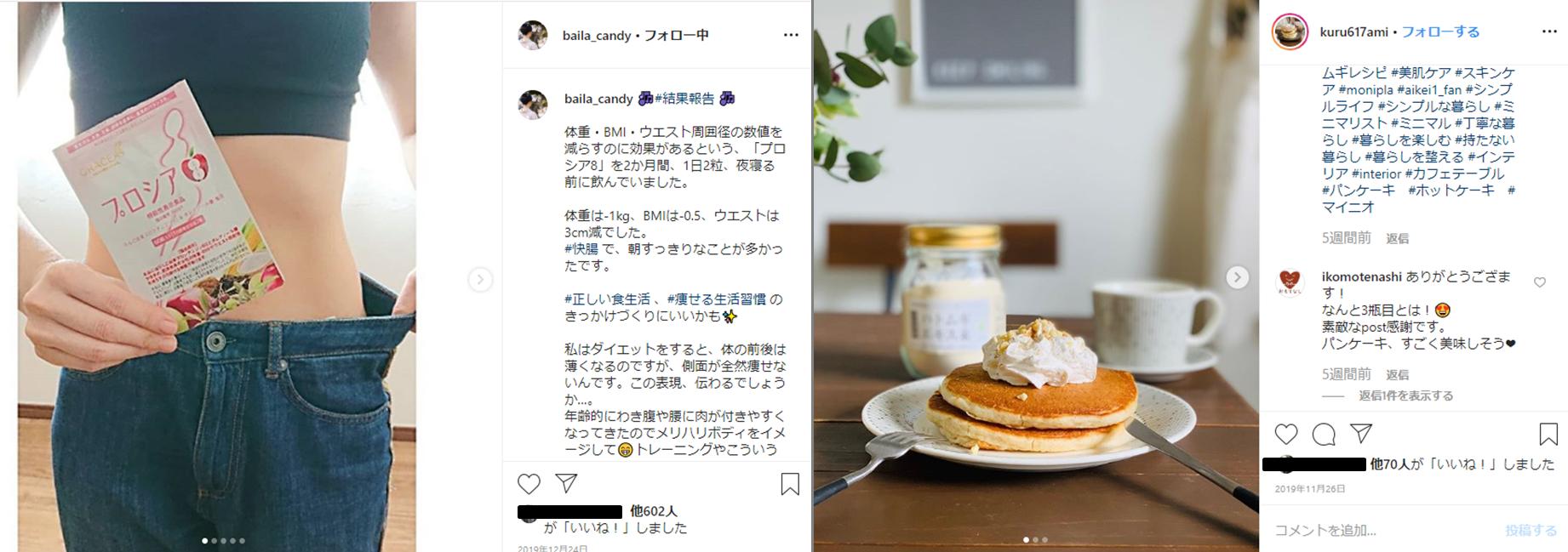 アイケイ 食品体験口コミ投稿